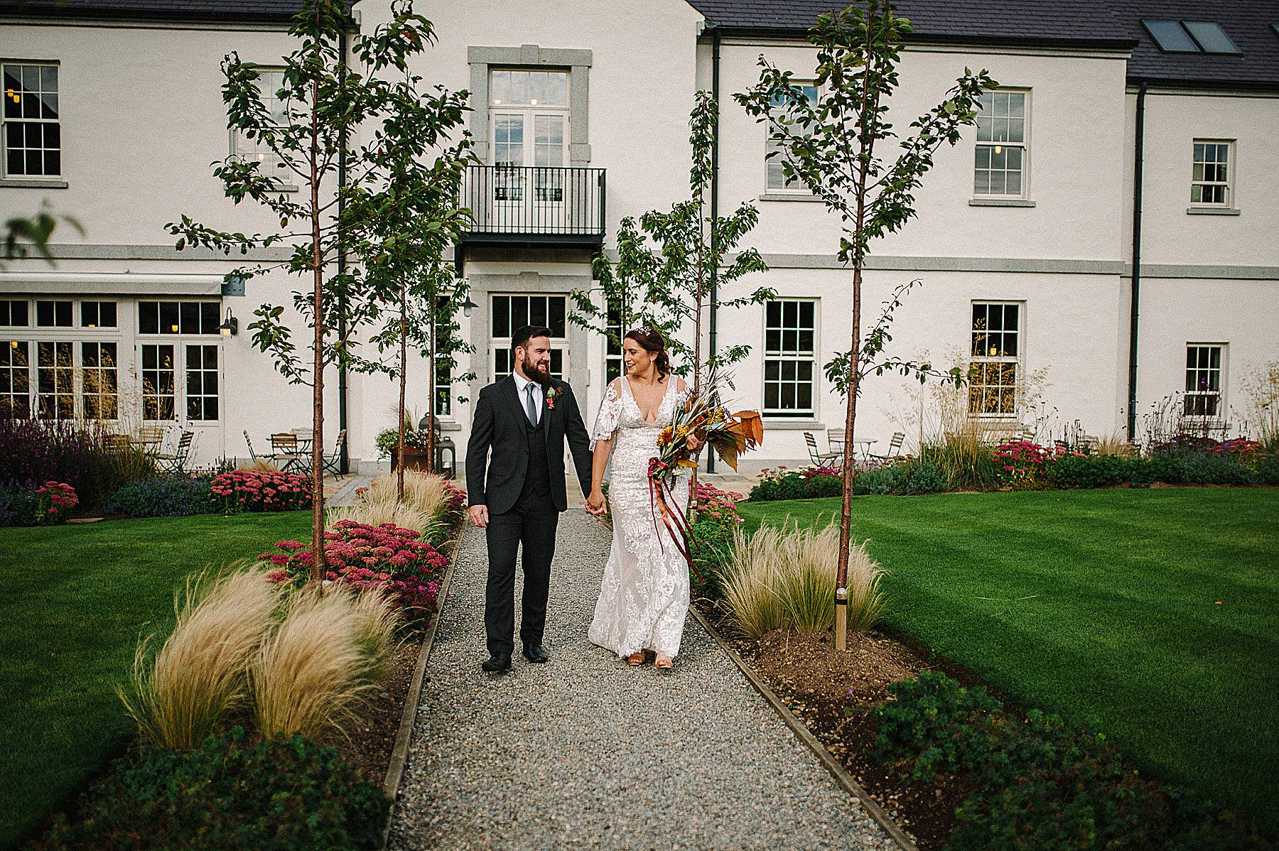 The Carriage Rooms - Montalto Estate, Ballynahinch - Wedding - Photography by Melissa (153